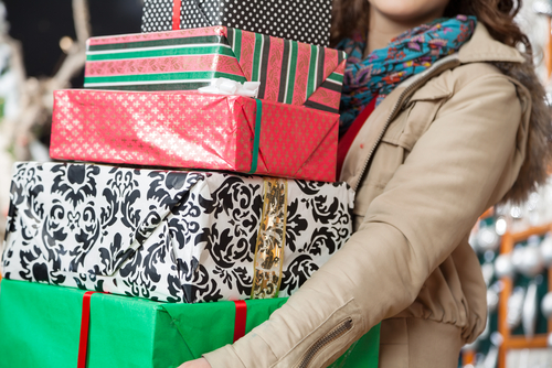 Google holiday shopping trends