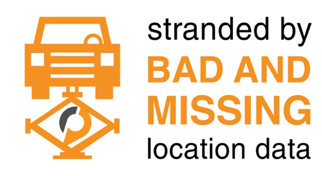 Bad and Mission location data