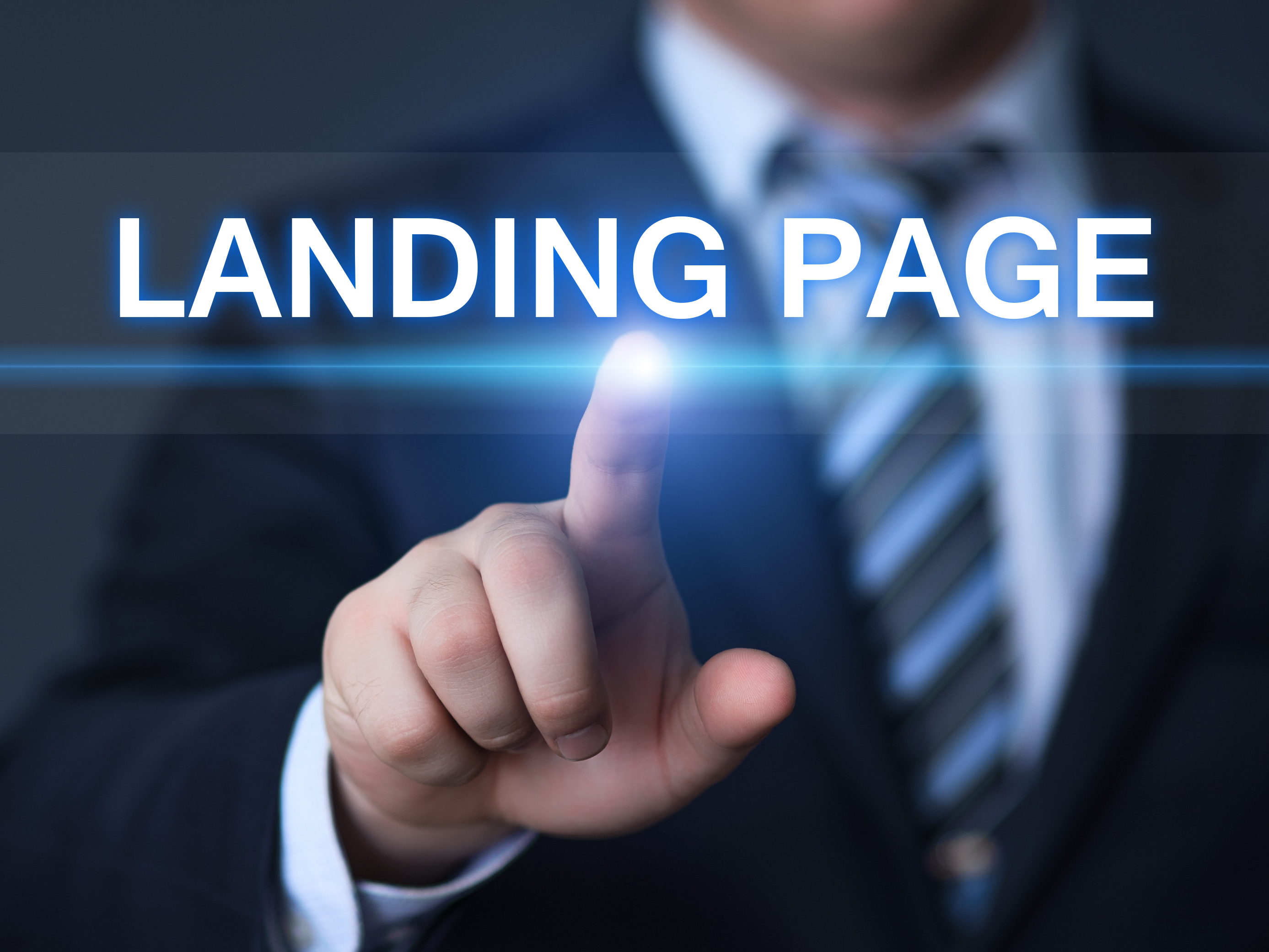 local landing pages that convert