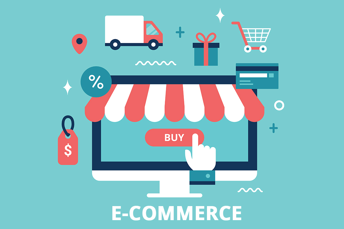 ecommerce and local landing pages